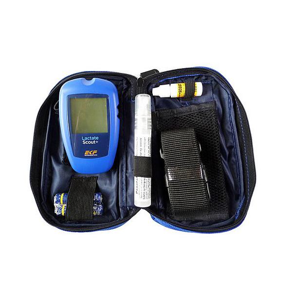 Analizador de Lactato Lactate Scout Plus, Lactate Analyzer Lactate Scout Plus, Analyseur de l'Acide Lactique Lactate Scout Plus, Lactatmessgerät Lactate Scout Plus