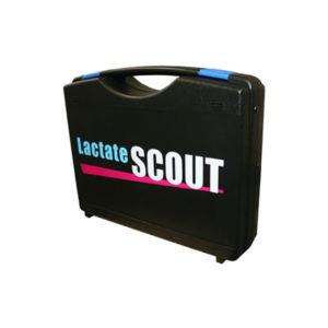 Lactate Scout Maletín de Campo, Lactate Scout Field Kit, Lactate Scout Outdoor Cas, Lactate Scout Plastikkoffer