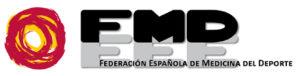 Logo FEMEDE con leyenda