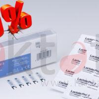 Oferta Tiras Lactate Pro 2