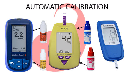 Calibration and Control Solutions of Our Lactate Analysers