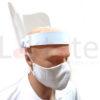 Pantalla Protectora Facial Abatible